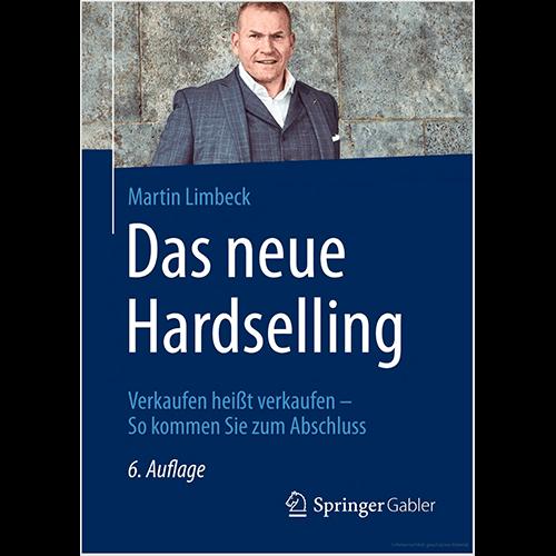 Das neue Hardselling_Martin Limbeck_500x500