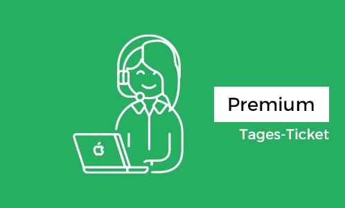 Closerbase - Stellenanzeige - Premium - Tages-Ticket